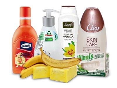 Мыло и гели