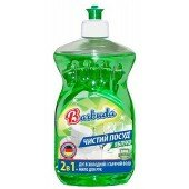 Barbuda Средство для мытья посуды Чистая посуда Яблоко, 550мл