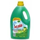 Scala Гель для мытья посуды Лимон, 4л